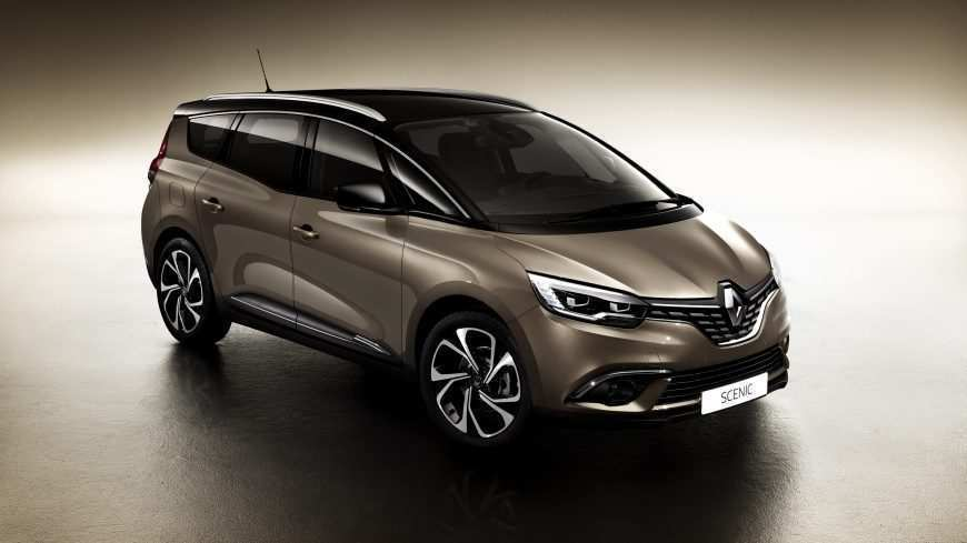 63 All New Renault Scenic 2019 New Concept for Renault Scenic 2019