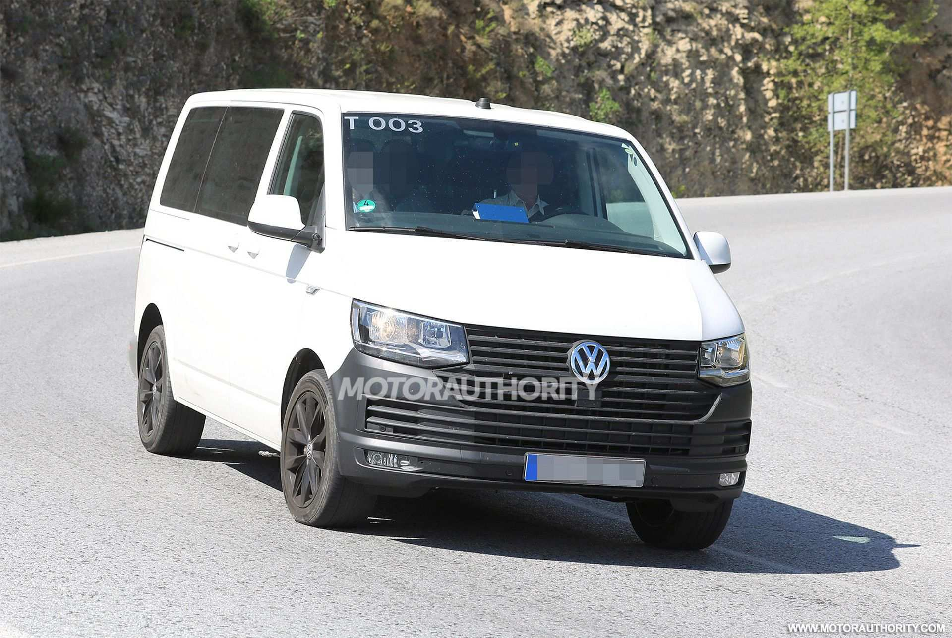 63 All New Volkswagen Transporter 2020 Picture for Volkswagen Transporter 2020