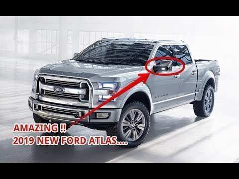 63 Best Review 2019 Ford Atlas Spy Shoot for 2019 Ford Atlas