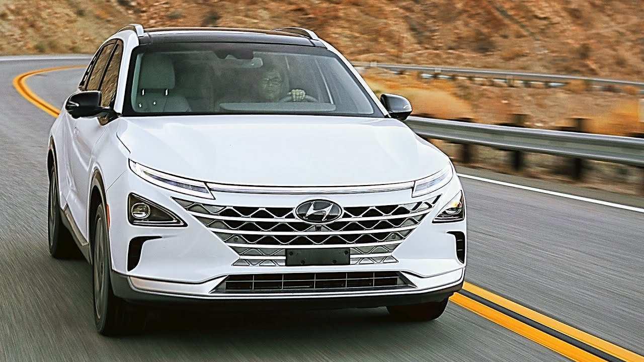 63 Best Review 2019 Hyundai Nexo Interior Redesign and Concept for 2019 Hyundai Nexo Interior