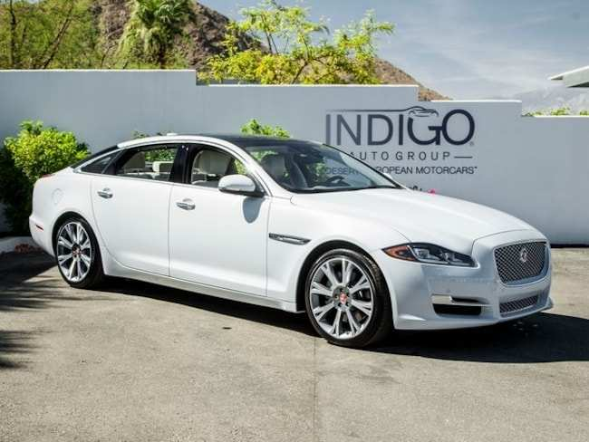 63 Best Review 2019 Jaguar Xj Concept by 2019 Jaguar Xj