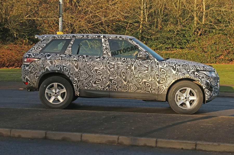 63 Best Review 2019 Land Rover Lineup New Concept for 2019 Land Rover Lineup