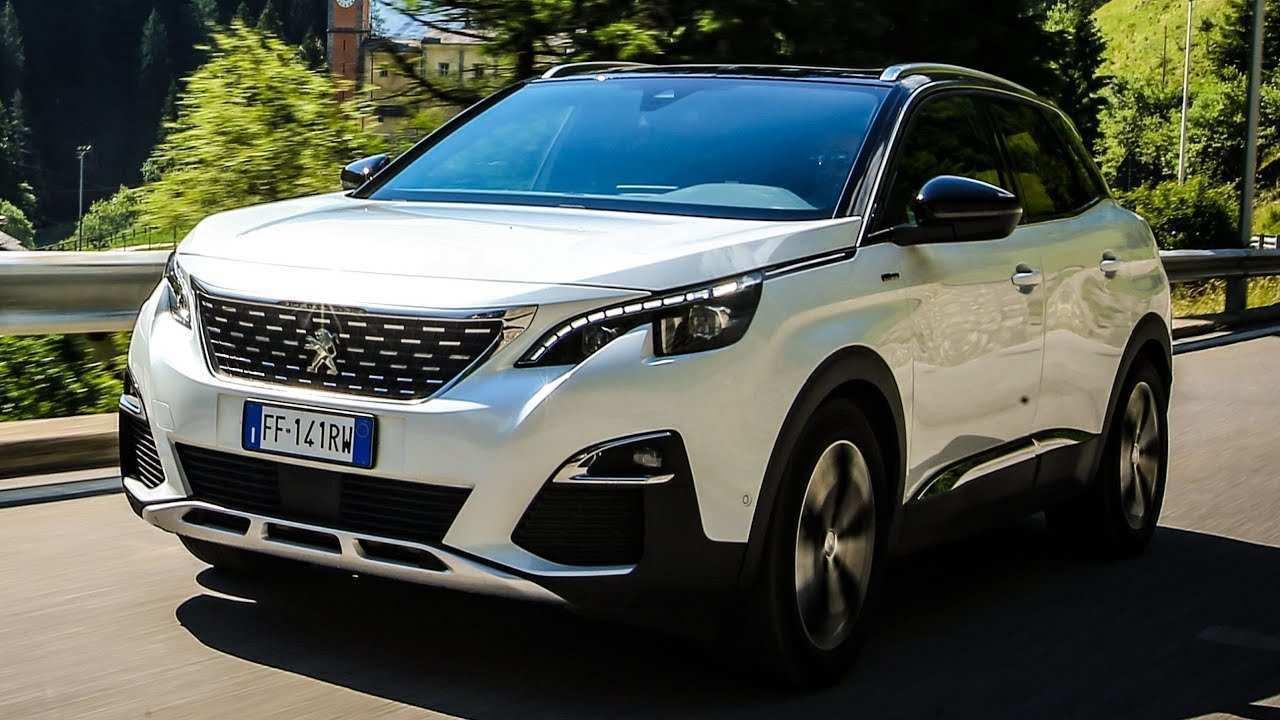 63 Best Review 2019 Peugeot 3008 Hybrid Wallpaper by 2019 Peugeot 3008 Hybrid
