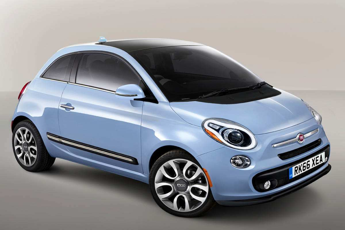 63 Best Review 2020 Fiat 500E Redesign with 2020 Fiat 500E