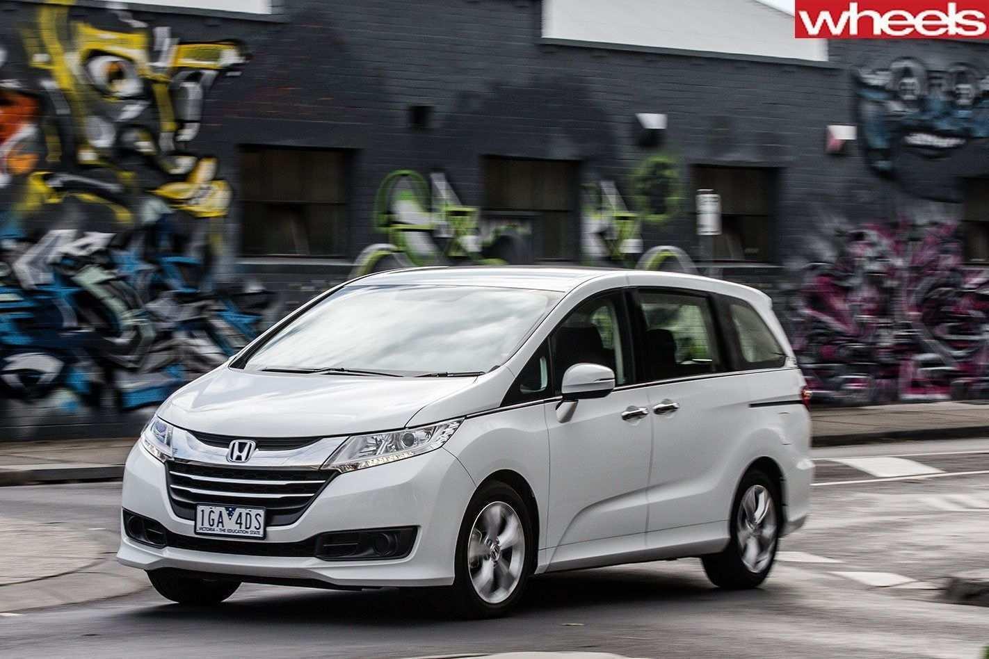 63 Best Review Honda Odyssey 2019 Australia Price by Honda Odyssey 2019 Australia