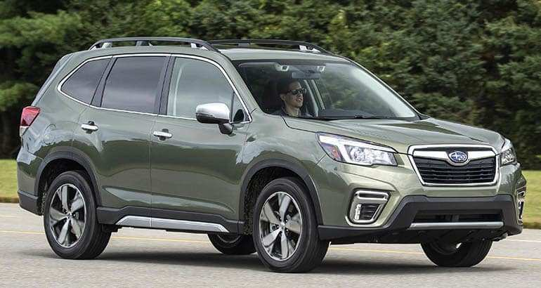 63 Best Review The 2019 Subaru Forester Style by The 2019 Subaru Forester