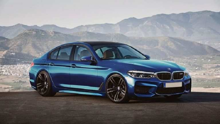 63 Concept of 2019 Bmw 5 Series Redesign Specs and Review by 2019 Bmw 5 Series Redesign
