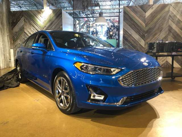 63 Concept of 2019 Ford Hybrid Vehicles Spesification by 2019 Ford Hybrid Vehicles