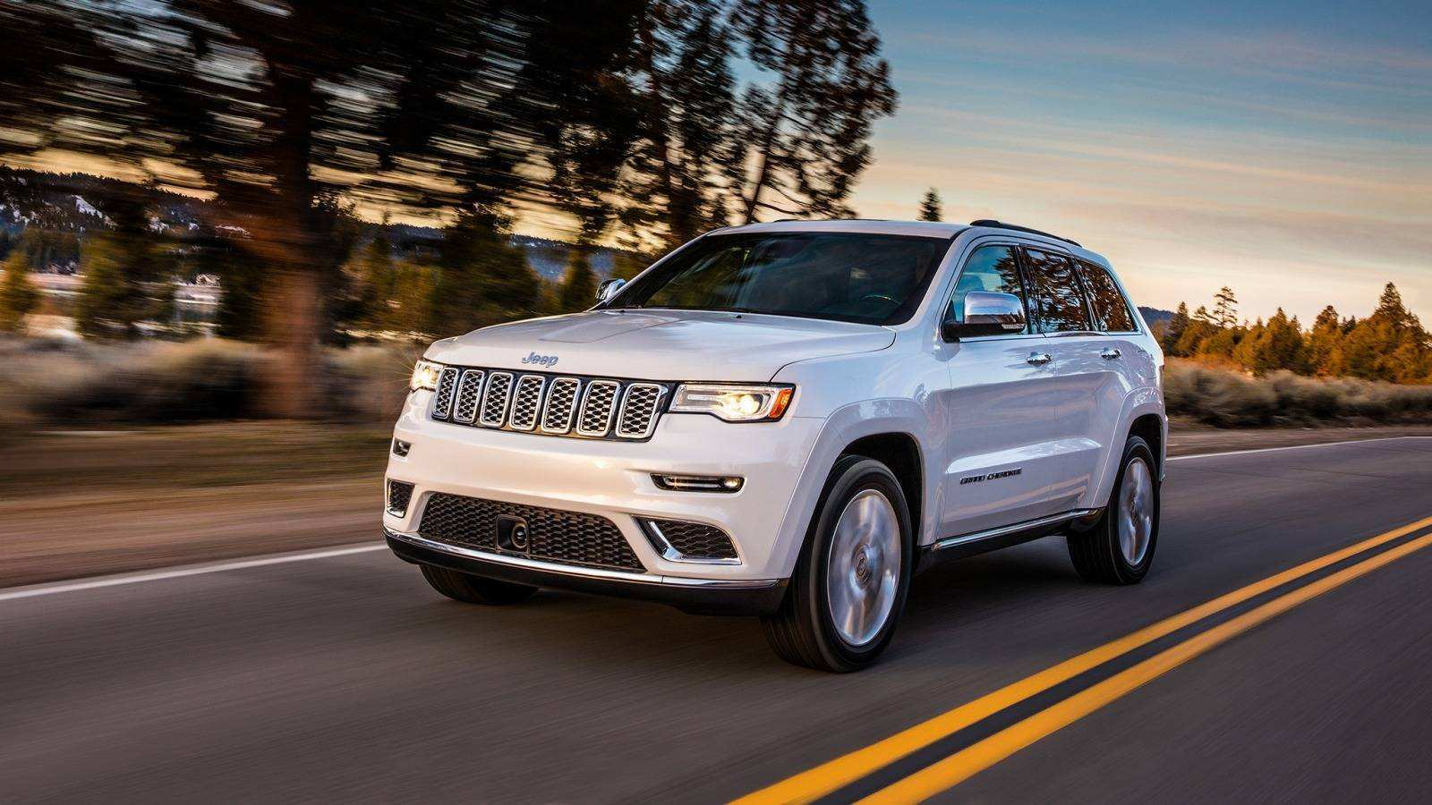 63 Concept of 2019 Jeep Grand Cherokee Spesification by 2019 Jeep Grand Cherokee