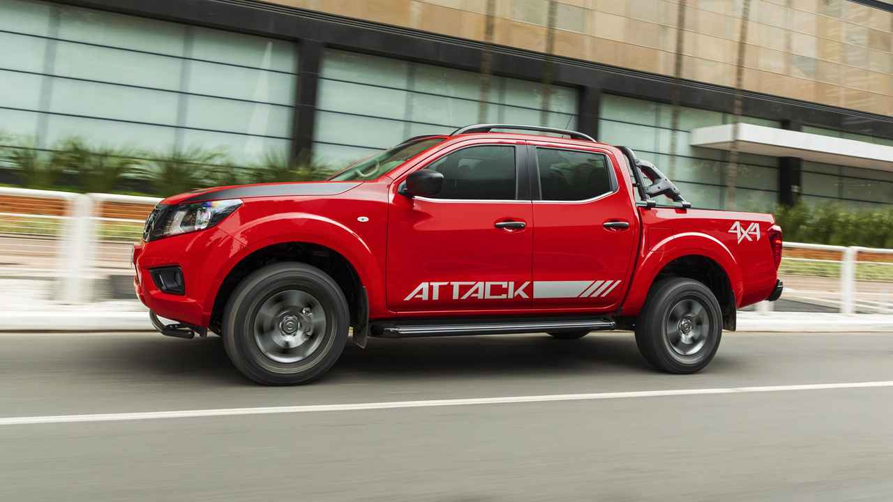 63 Concept of 2019 Nissan Frontier Attack Configurations by 2019 Nissan Frontier Attack
