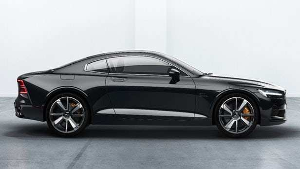 63 Concept of 2019 Volvo Polestar 1 Prices by 2019 Volvo Polestar 1