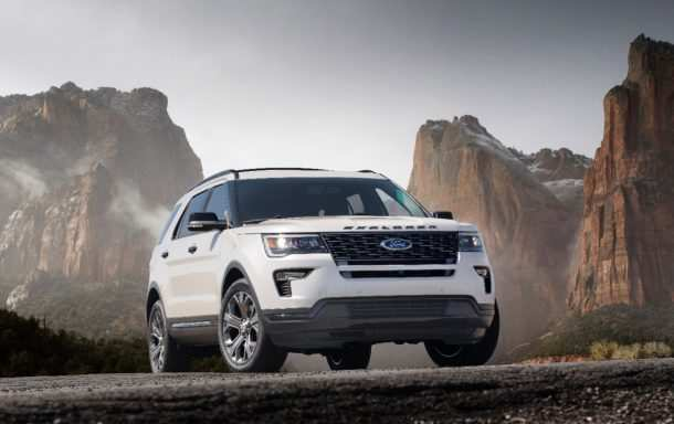 63 Concept of 2020 Ford Explorer Design Photos with 2020 Ford Explorer Design