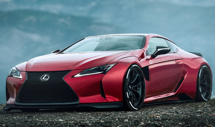 63 Concept of 2020 Lexus Lc Configurations by 2020 Lexus Lc