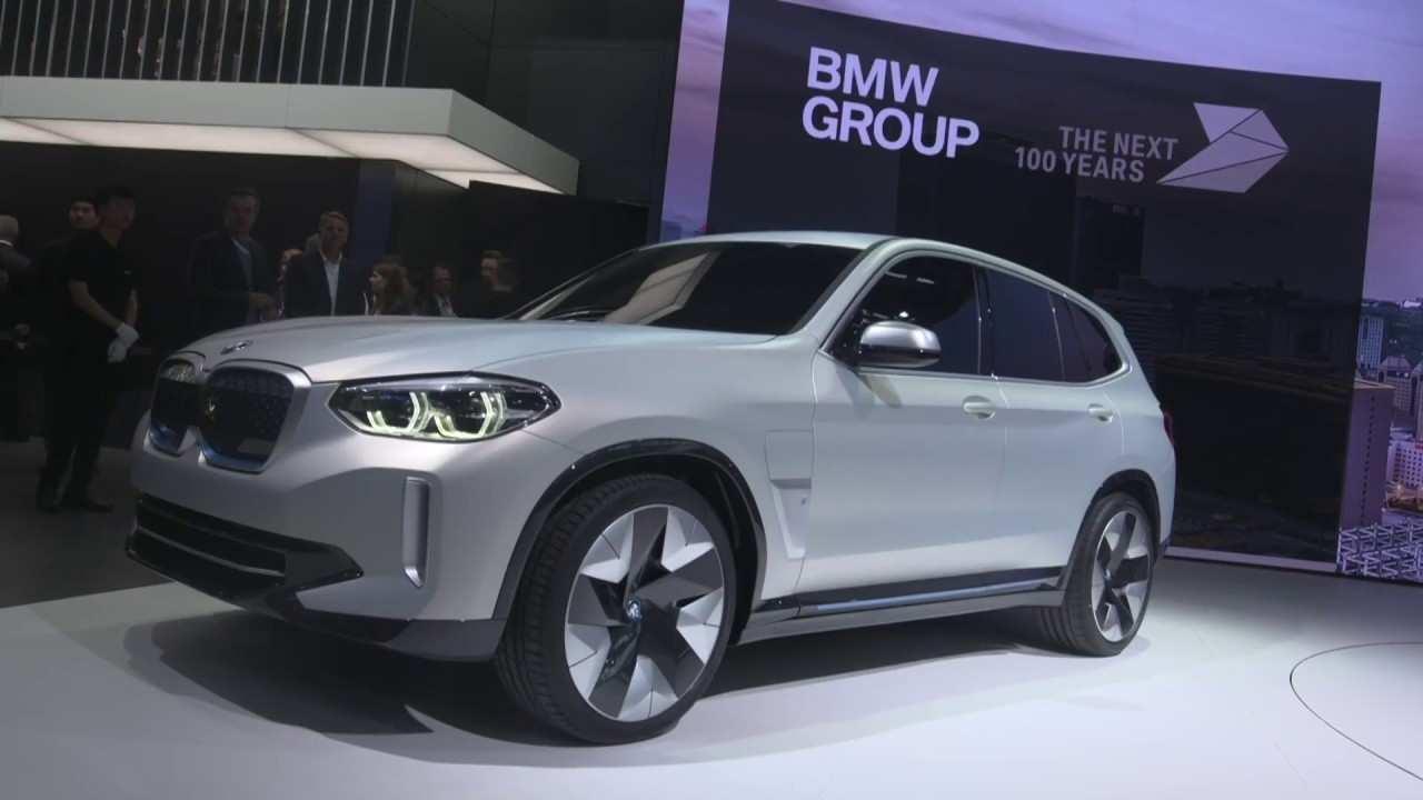 63 Concept of Bmw Ev 2020 Performance with Bmw Ev 2020