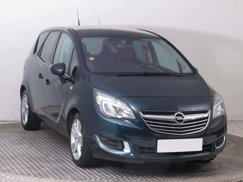 63 Concept of Opel Meriva 2020 Configurations with Opel Meriva 2020