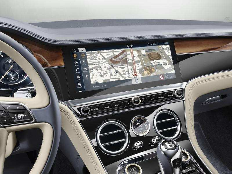 63 Gallery of 2019 Bentley Flying Spur Interior New Concept with 2019 Bentley Flying Spur Interior