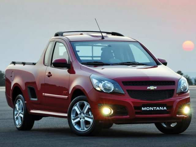 63 Gallery of 2019 Chevrolet Montana Redesign and Concept by 2019 Chevrolet Montana