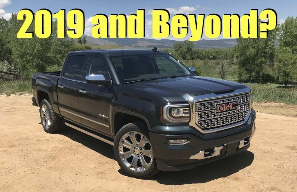 63 Gallery of 2019 Gmc 3 4 Ton Truck First Drive for 2019 Gmc 3 4 Ton Truck