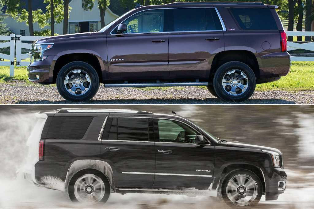63 Gallery of 2019 Gmc Tahoe Specs by 2019 Gmc Tahoe