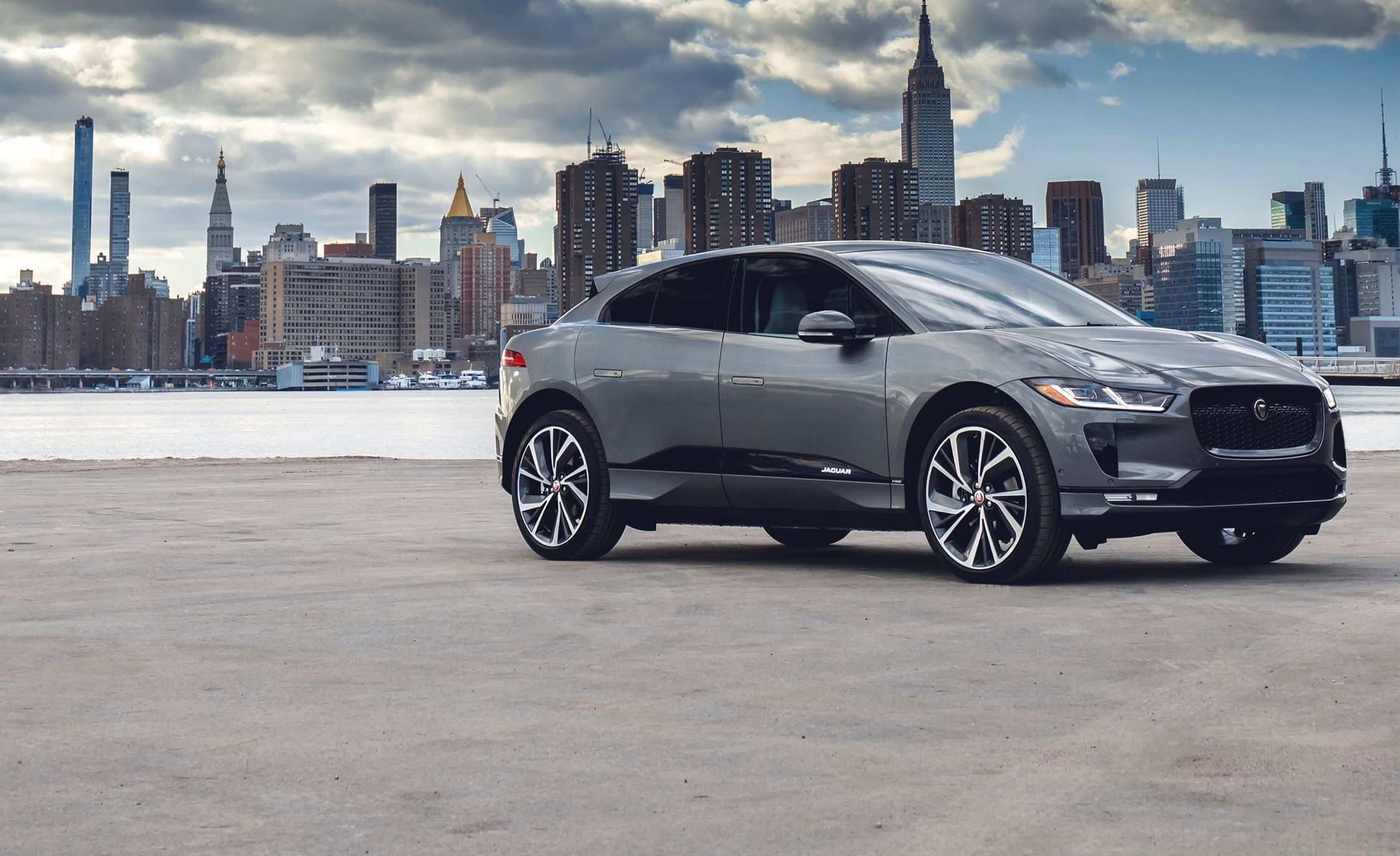 63 Gallery of 2019 Jaguar I Pace Exterior and Interior with 2019 Jaguar I Pace