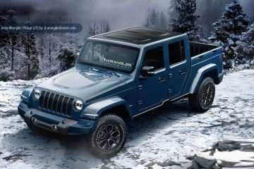 63 Gallery of 2019 Jeep Truck News Specs and Review for 2019 Jeep Truck News