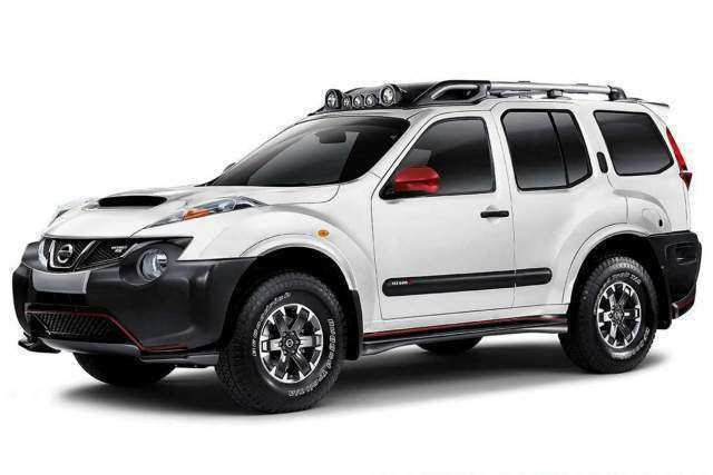 63 Gallery of 2019 Nissan Terra Style by 2019 Nissan Terra
