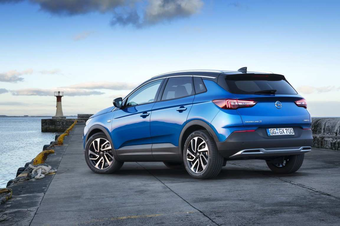63 Gallery of 2019 Opel Suv Configurations by 2019 Opel Suv
