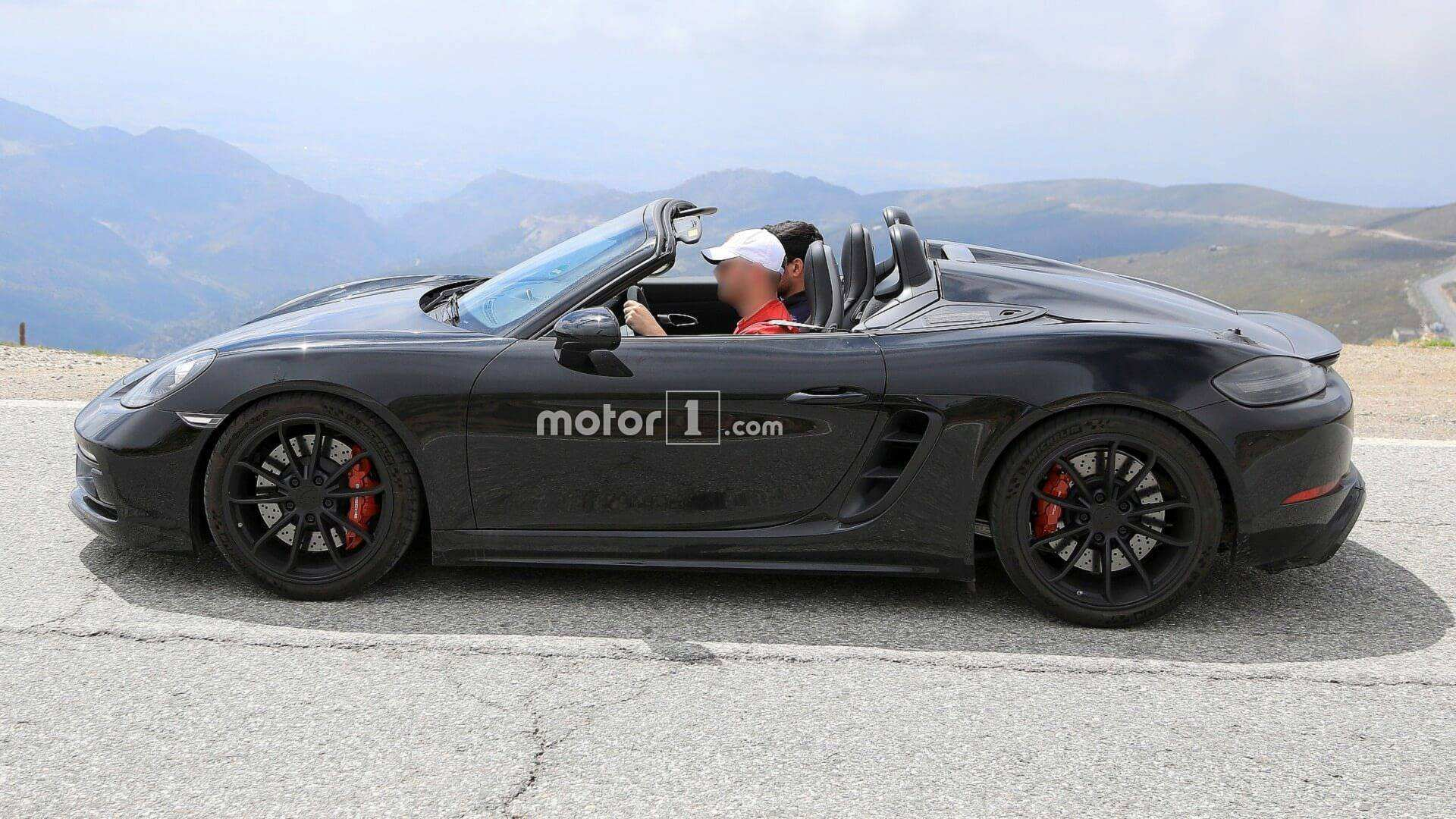 63 Gallery of 2019 Porsche Boxster Spyder Wallpaper by 2019 Porsche Boxster Spyder