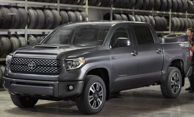63 Gallery of 2019 Toyota Tundra Truck Redesign and Concept by 2019 Toyota Tundra Truck