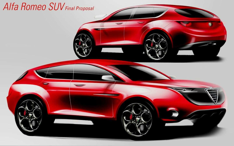 63 Gallery of 2020 Alfa Romeo Suv Exterior and Interior for 2020 Alfa Romeo Suv