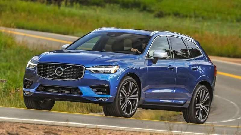 63 Gallery of 2020 Volvo Suv New Concept by 2020 Volvo Suv