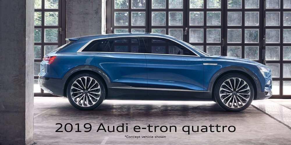 63 Great 2019 Audi E Tron Quattro Release Date Redesign and Concept by 2019 Audi E Tron Quattro Release Date