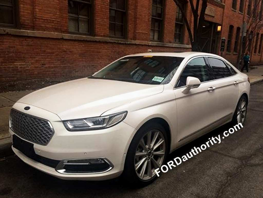 63 Great 2019 Ford Taurus Usa Overview for 2019 Ford Taurus Usa