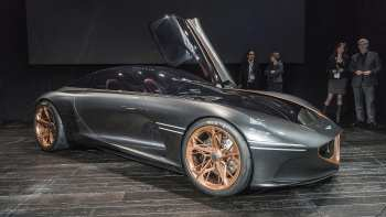 63 Great 2019 Genesis Concept Exterior and Interior for 2019 Genesis Concept