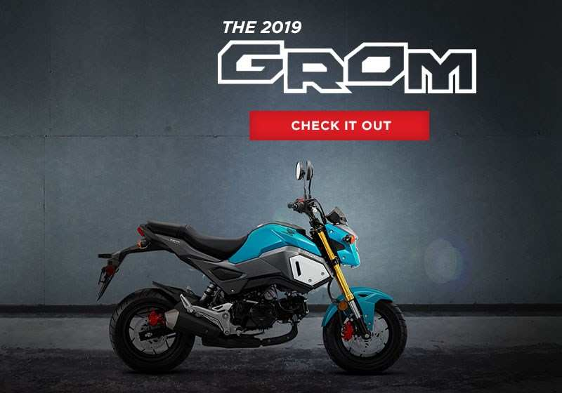 63 Great 2019 Honda Grom Specs First Drive with 2019 Honda Grom Specs