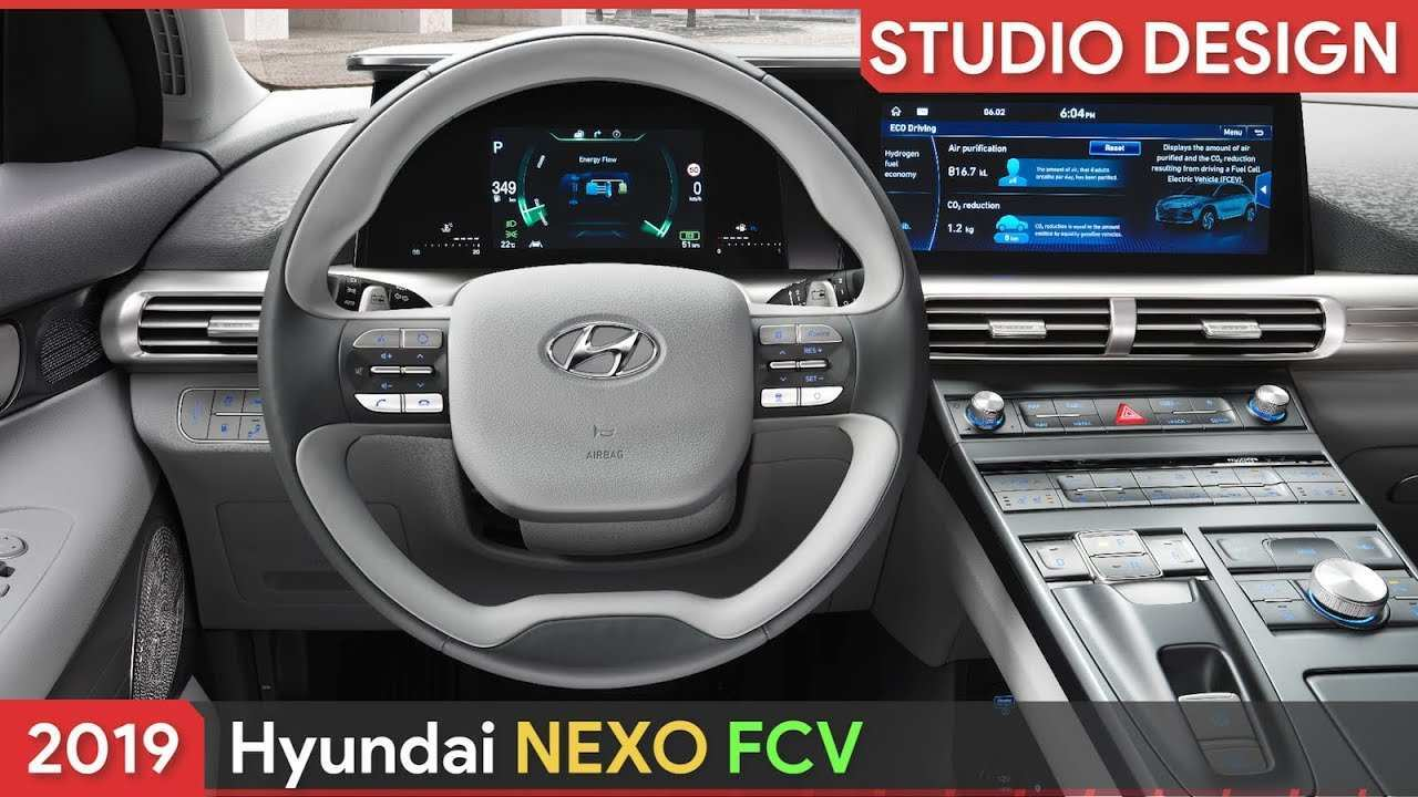 63 Great 2019 Hyundai Nexo Interior Specs and Review for 2019 Hyundai Nexo Interior
