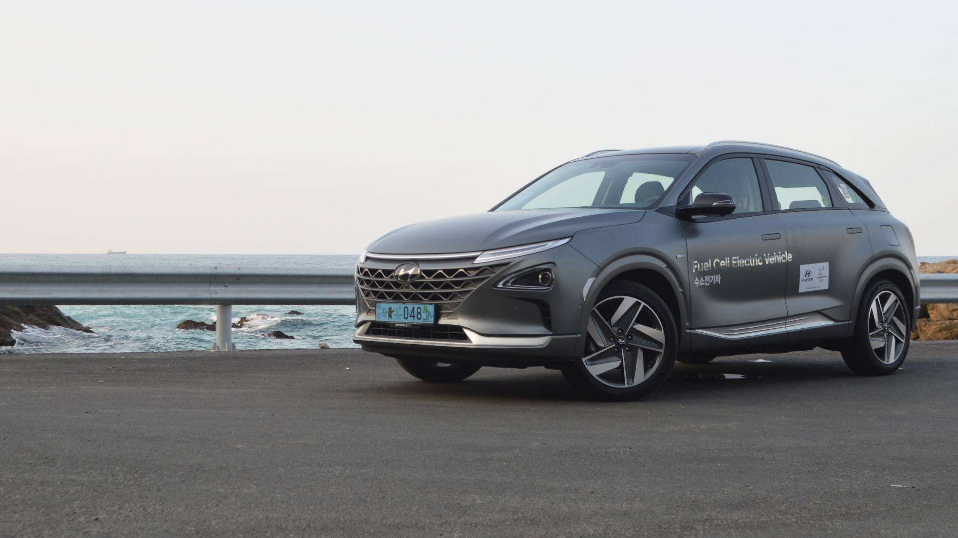 63 Great 2019 Hyundai Nexo Interior Specs for 2019 Hyundai Nexo Interior