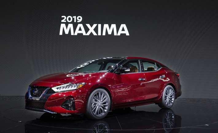 63 Great 2019 Nissan Maxima History for 2019 Nissan Maxima