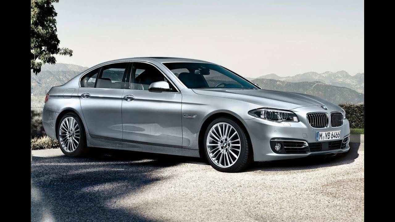 63 New 2019 Bmw 5 Series Release Date Rumors by 2019 Bmw 5 Series Release Date