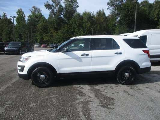 63 New 2019 Ford Police Utility New Concept by 2019 Ford Police Utility