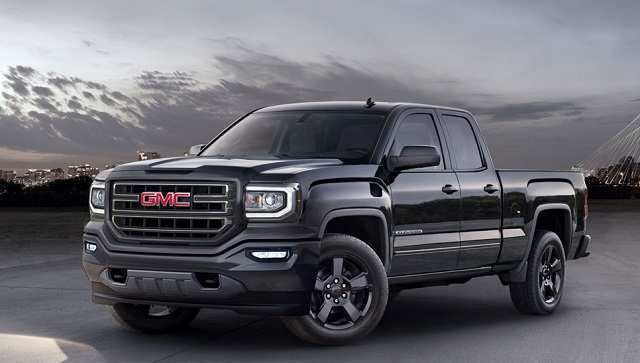 63 New 2019 Gmc 1500 Specs Release Date for 2019 Gmc 1500 Specs