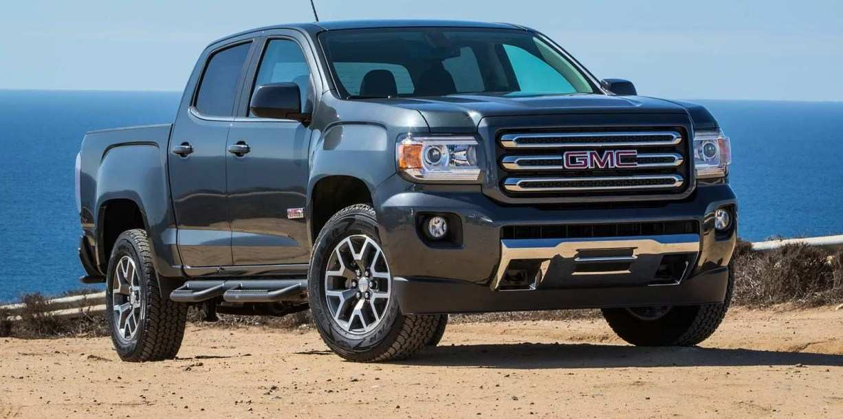 63 New 2019 Gmc Canyon Rumors Style for 2019 Gmc Canyon Rumors