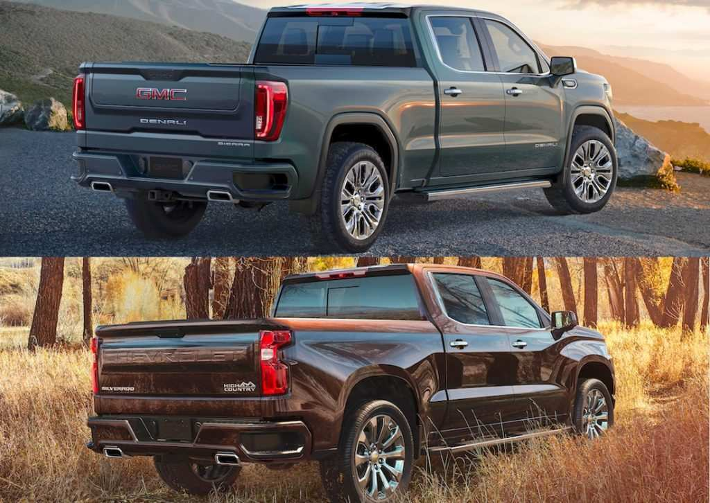 63 New 2019 Gmc Vs Silverado Specs with 2019 Gmc Vs Silverado