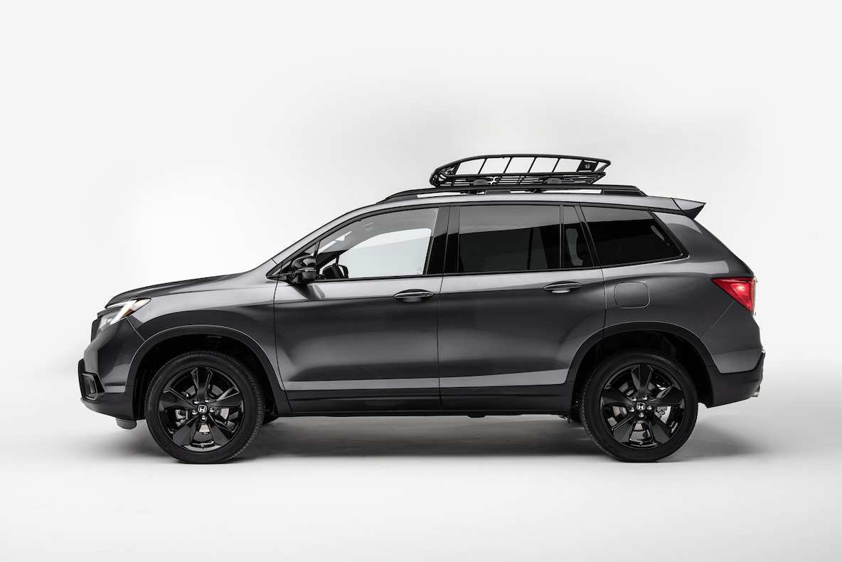 63 New 2019 Honda Passport Reviews Engine by 2019 Honda Passport Reviews