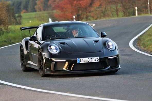 63 New 2019 Porsche Gt3 Rs Exterior with 2019 Porsche Gt3 Rs