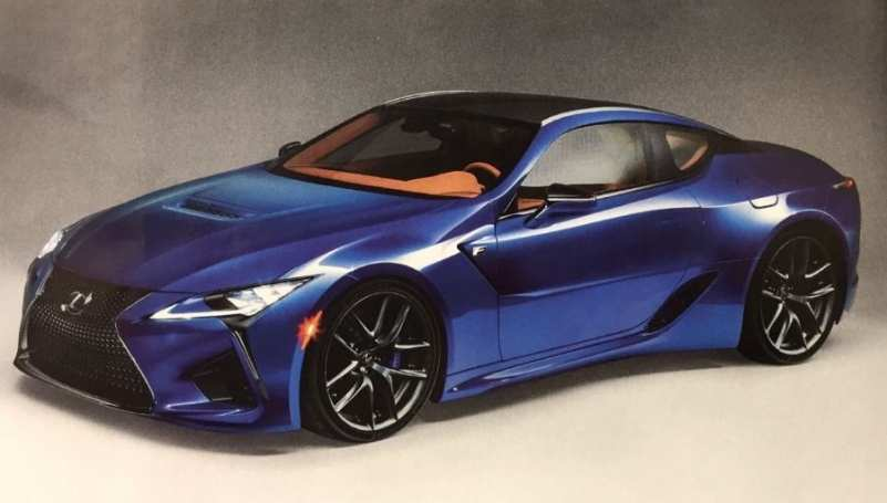 63 New 2020 Lexus Lc F Research New for 2020 Lexus Lc F