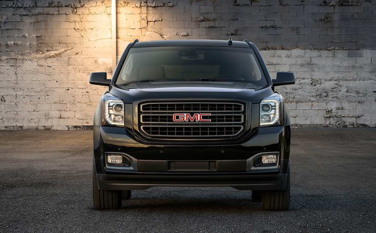 63 New New 2019 Gmc Yukon Release Date for New 2019 Gmc Yukon