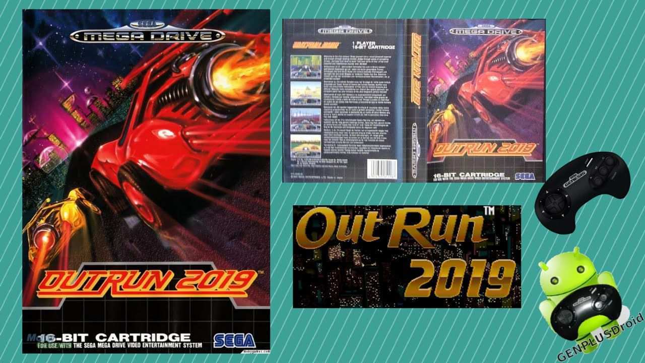 63 New Outrun 2019 Sega Genesis Rom Exterior with Outrun 2019 Sega Genesis Rom