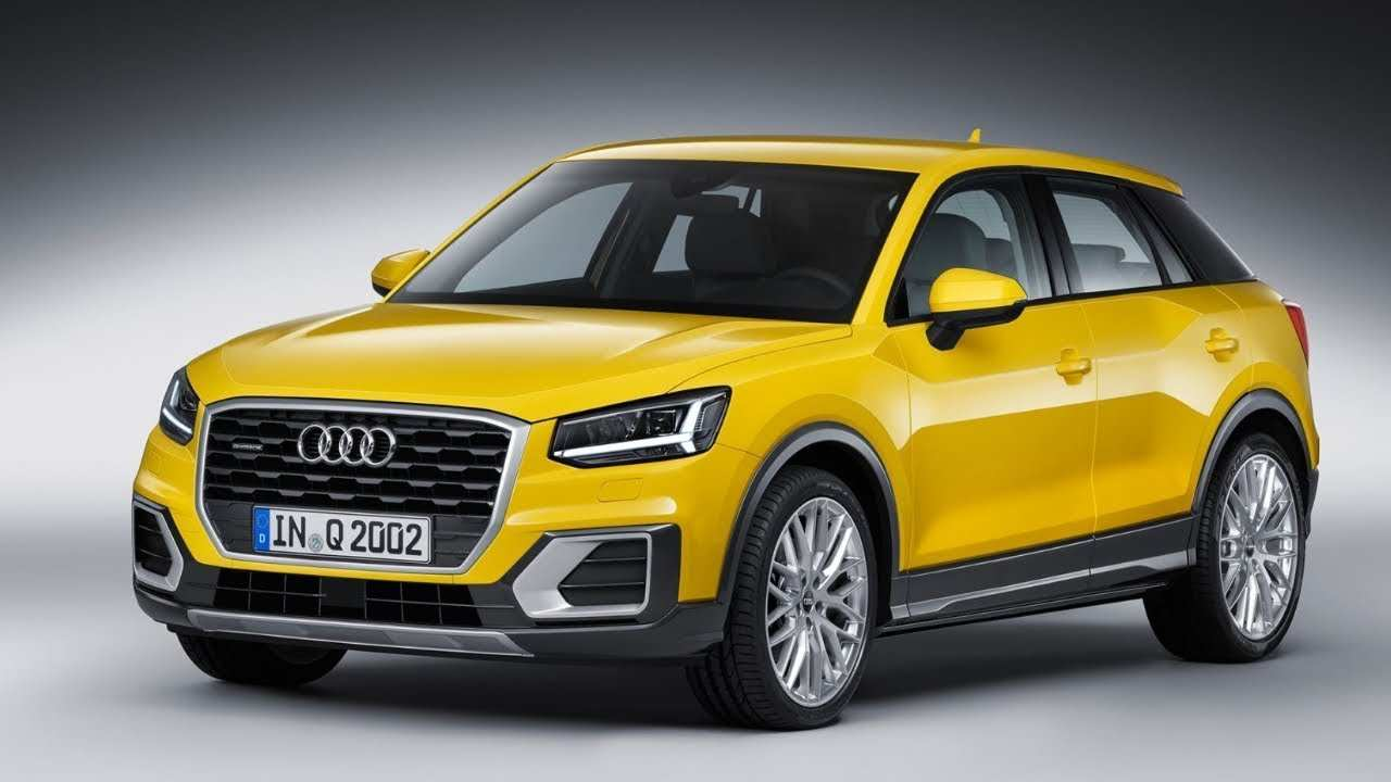 63 The 2019 Audi Q2 Usa Review for 2019 Audi Q2 Usa