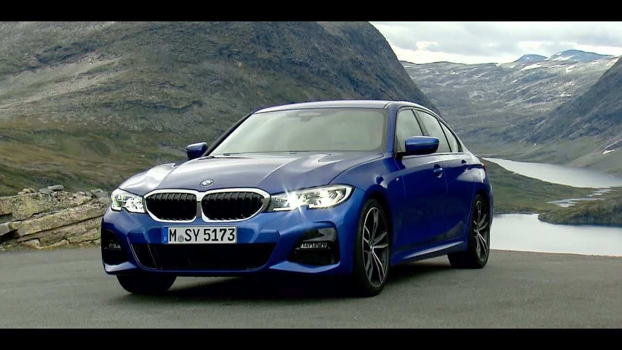 63 The 2019 Bmw 3 Series G20 New Review with 2019 Bmw 3 Series G20